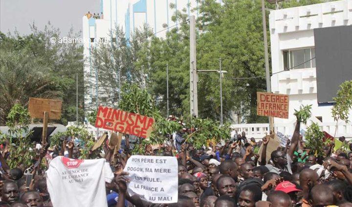 Mali: Barkhane et la Minusma de plus en plus décriées !