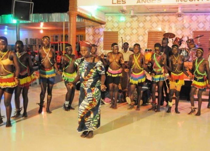 La Centrafrique représentée pour la première fois au festival des Mboum