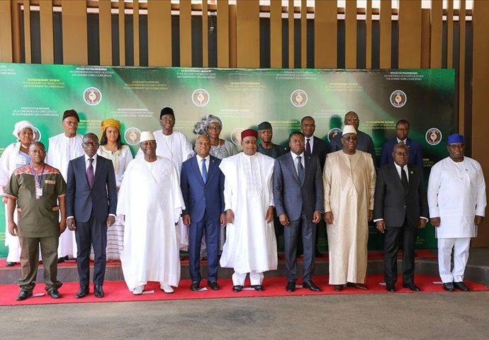 Ouverture vendredi à Niamey du Sommet extraordinaire de la CEDEAO sur la Guinée Bissau, sous la présidence de SEM Issoufou Mahamadou