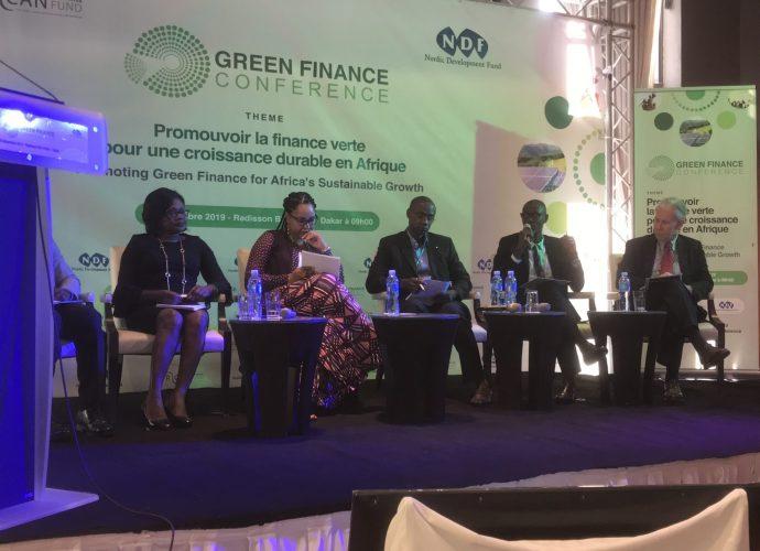 A l'invitation d'AGF et de Nordic Fund, la Finance verte fait son aggiornamento à Dakar