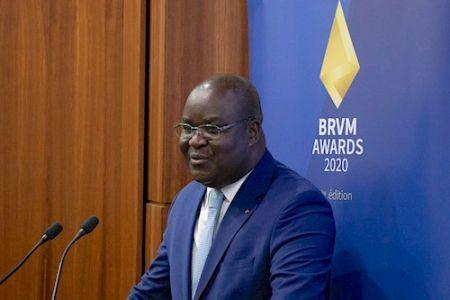 La BRVM présente les BRVM Awards au marché financier régional de l'uemoa