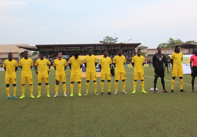 CDM 2022 : Le Togo dans le chapeau 4 des éliminatoires