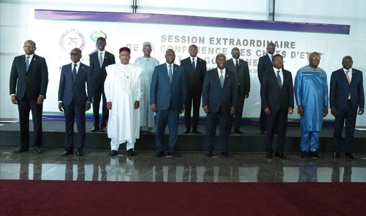 Lutte contre le terrorisme: L'UEMOA donne le sourire au Burkina, au Mali et au Niger grâce à une contribution de 50 milliards de fcfa