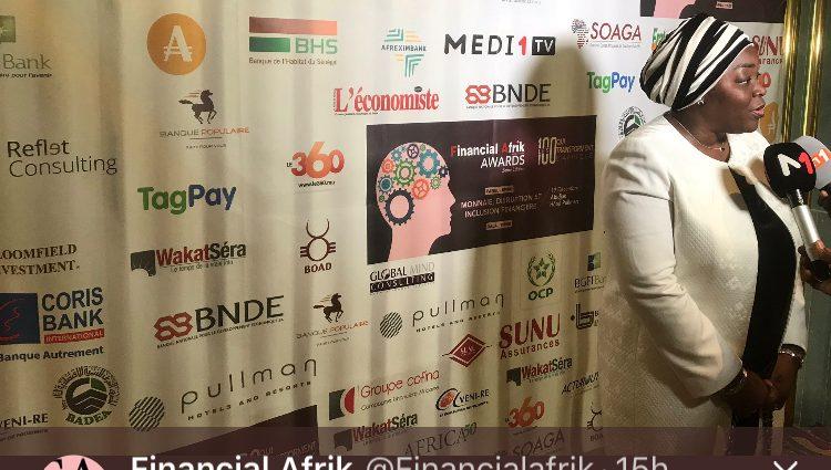 Financial Afrik Awards 2019: l'inclusion financière au coeur des échanges