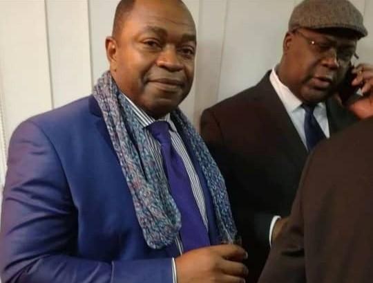 RdCongo: un collaborateur du président Tshisekedi en prison