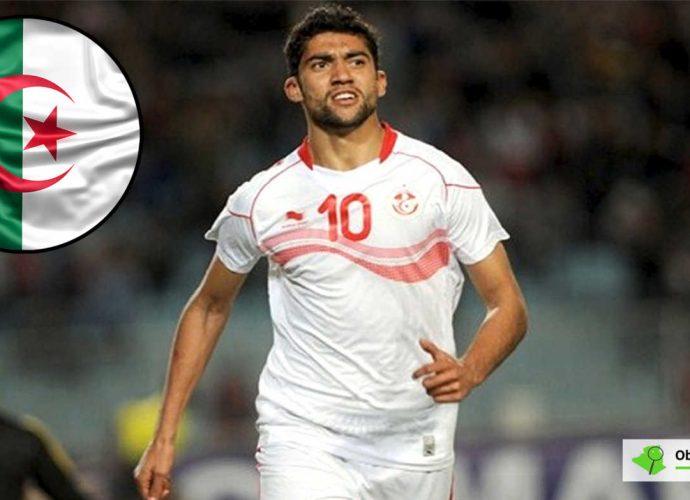 Football : Un international tunisien obtient la nationalité algérienne