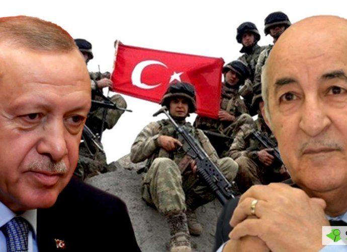 L'armée algérienne en état d'alerte : La Turquie menace l'Algérie ?