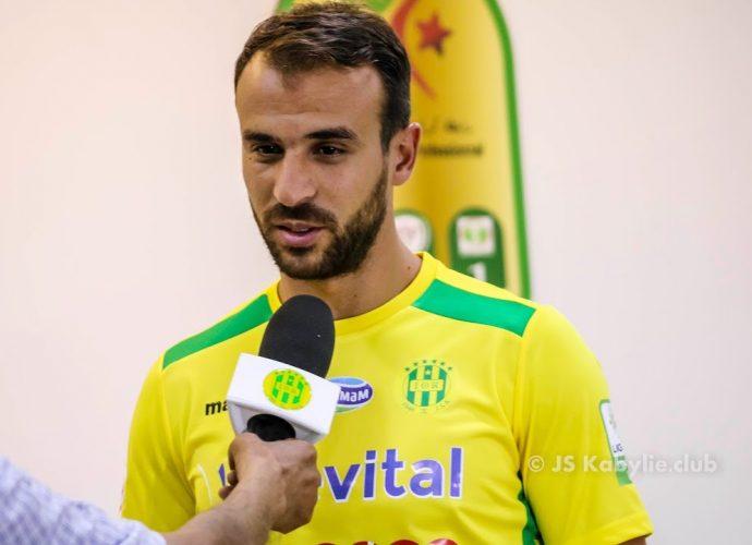 Afrique Ligue des Champions – JSK : Walid Bencherifa incertain contre l'Espérance