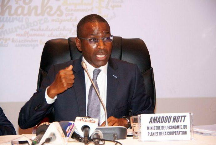 Emploi des jeunes : La grosse promesse du ministre de l'Economie, Amadou Hott