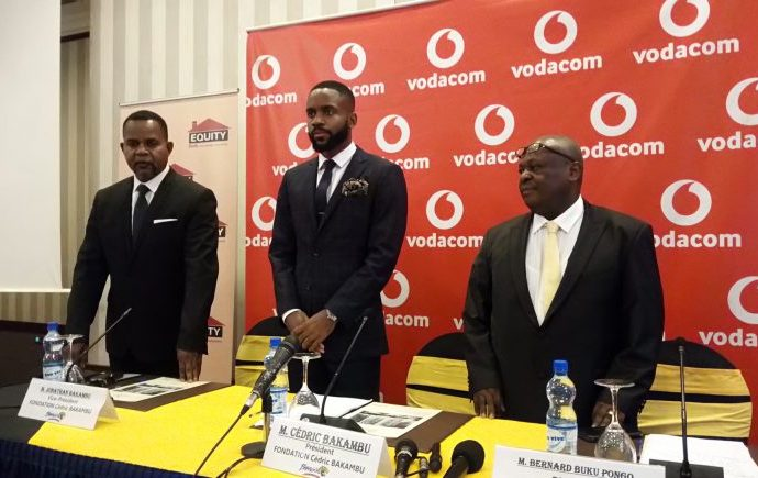 Afrique RD Congo : Cédric Bakambu lance sa Fondation