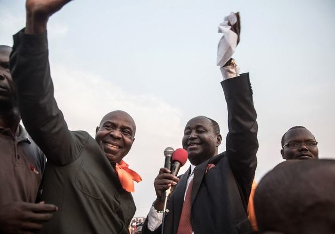 Centrafrique : retour à Bangui de l'ancien président Bozizé