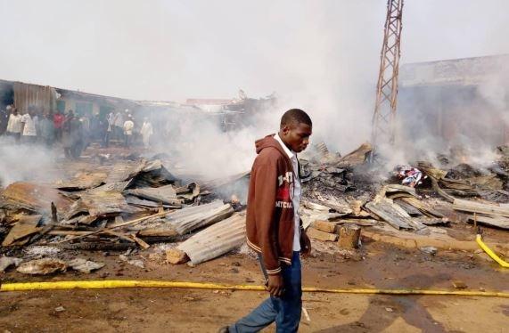 Au moins 47 morts et 70 blessés après les affrontements à Bangui
