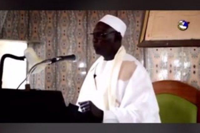 Vidéo - Quand l'Imam Ndiour de Thiès utilise son sermon contre ...