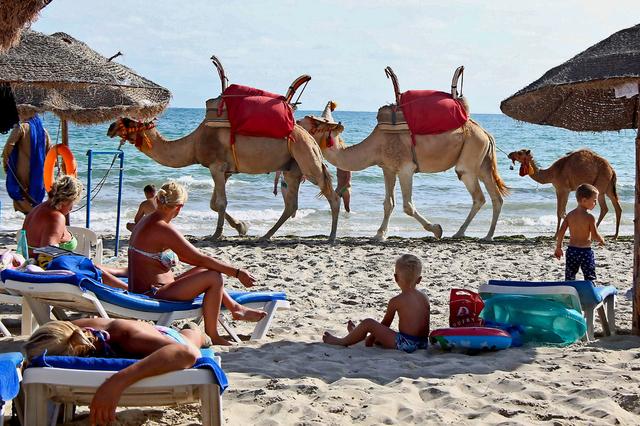 Tunisie : Hausse de 16% des entrées de touristes étrangers en septembre