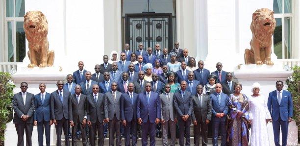 Communiqué du Conseil des ministres du jeudi 02 janvier 2020