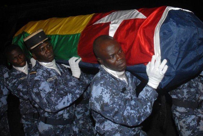 Il y a dix ans, l'équipe de football du Togo était attaquée à Cabinda