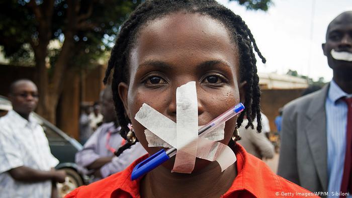 Le calvaire des journalistes africains