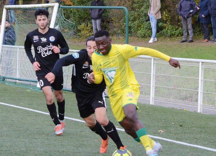 Afrique Jean-Claude Ntenda : La pépite franco-congolaise en route pour la Serie A