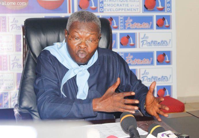 Présidentielle 2020 : «La candidature de Agbéyomé fait peur», selon Fulbert Attisso