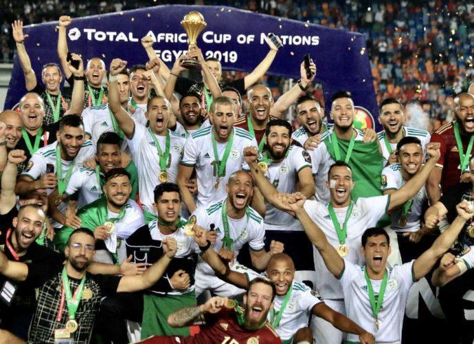 Afrique CAF Awards 2019 : Algérie, équipe nationale masculine, Mahrez plus beau but !
