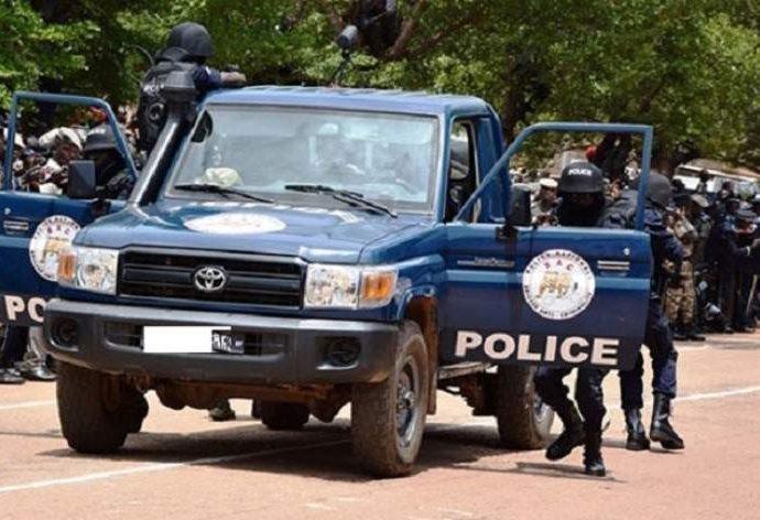 Burkina : six terroristes périssent lors d'un accrochage, deux policiers blessés
