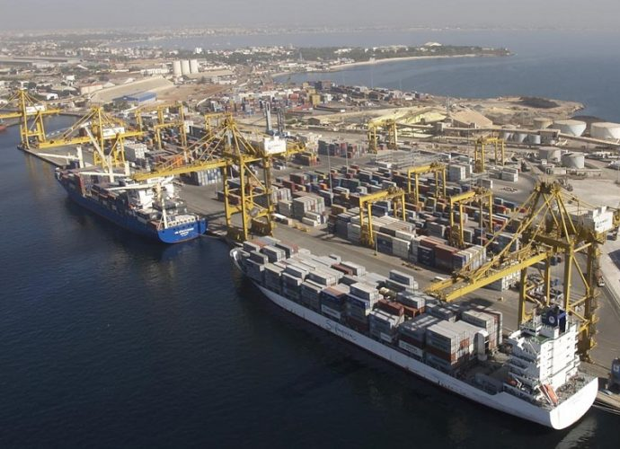 Les ports d'Afrique en concurrence