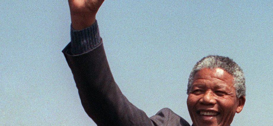 11 février 1990, Nelson Mandela est libre