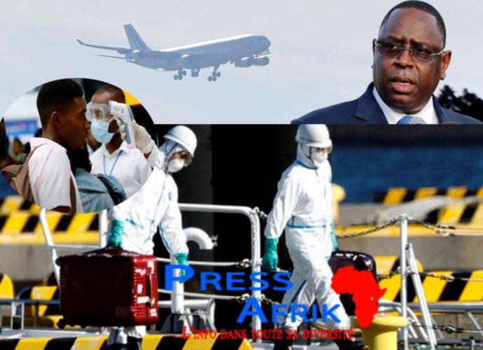 Etudiants bloqués à Wuhan: le manque de moyens du Sénégal démonté, Macky sous le coup d'une poursuite judiciaire