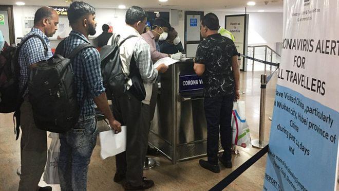 Coronavirus : le Gabon suspend l'entrée des passagers provenant de Chine