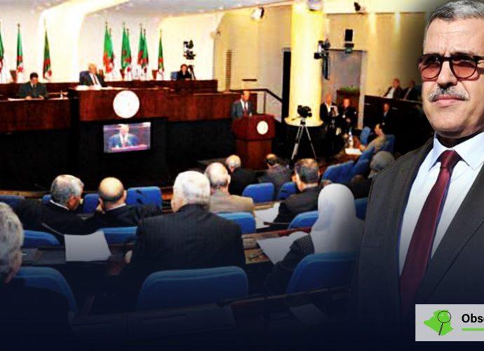 Algérie : Vers un divorce entre le gouvernement et les députés de la majorité ?