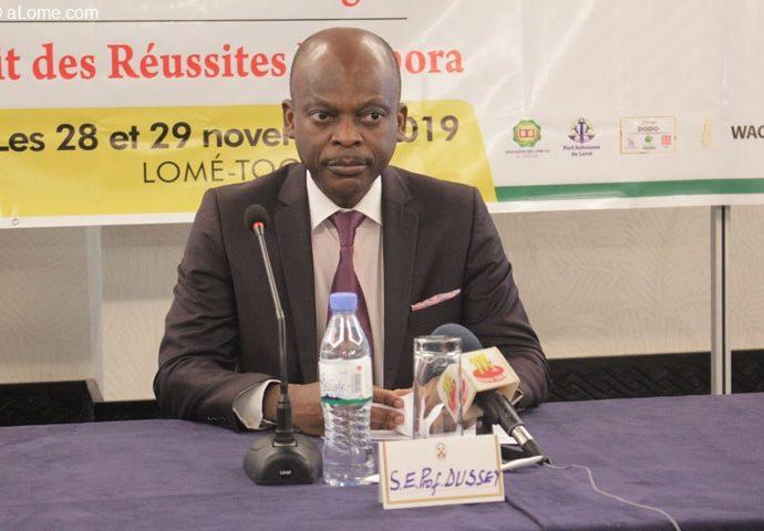 33e Sommet de l'UA ces 09 & 10 février 2020: Faure Gnassingbé représenté par le ministre Dussey