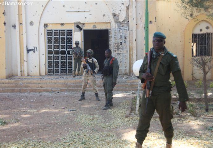Trois gendarmes maliens tués dans une attaque dans le centre