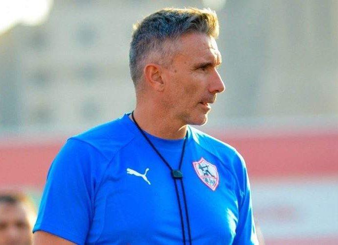 Afrique Patrice Carteron : « Le Zamalek avance à pas sûrs en Ligue des Champions »