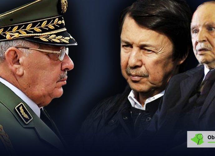 Algérie : Les accusations de Saïd Bouteflika contre Ahmed Gaïd Salah