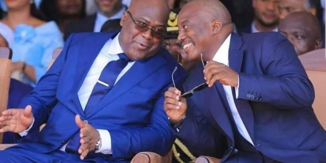 RDC : Tshisekedi sommé de rompre son alliance avec Kabila
