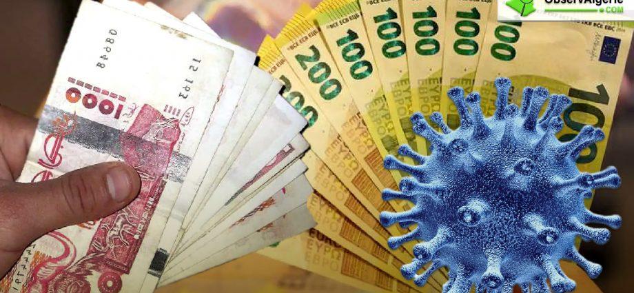 Marché noir : L'euro continue sa chute face au dinar algérien