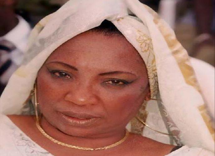 Décès de Golbert Diagne: le témoignage poignant de Marie Madeleine Diallo
