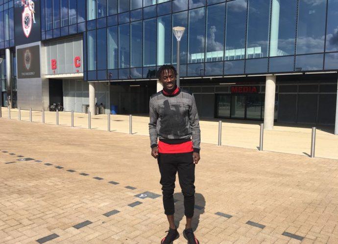Afrique Amara Baby : L'Antwerp ne devrait pas prolonger le Sénégalais