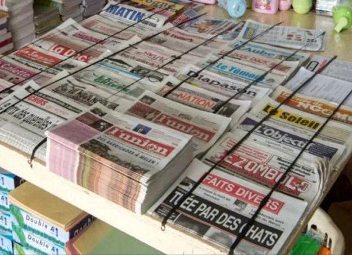 Gabon / Médias : La Revue de la Presse Gabonaise de la semaine du 6 au 12 avril 2020