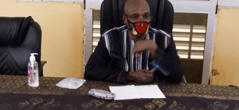 COVID-19 au Burkina : Ce que fait la commune de Falagountou