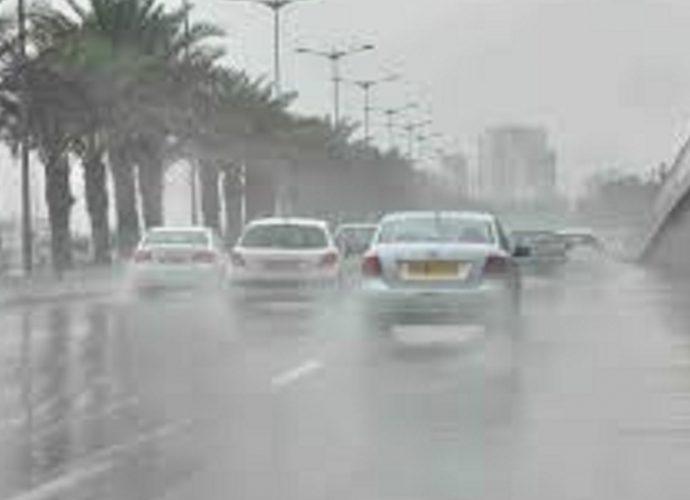 Météo Algérie : Fortes pluies et averses orageuses sur plusieurs wilayas