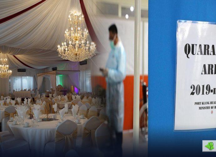 Algérie : 35 familles mises en quarantaine après avoir assisté à un mariage
