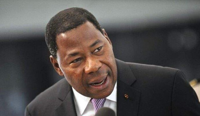 Bénin : Thomas Boni Yayi quitte les FCBE