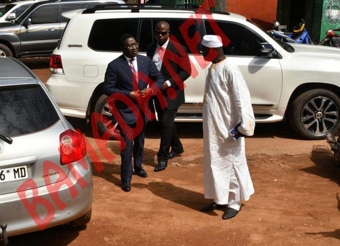 Mali: libération des derniers membres de la délégation de Soumaïla Cissé ; le chef de l'opposition reste seul détenu mais «va bien»