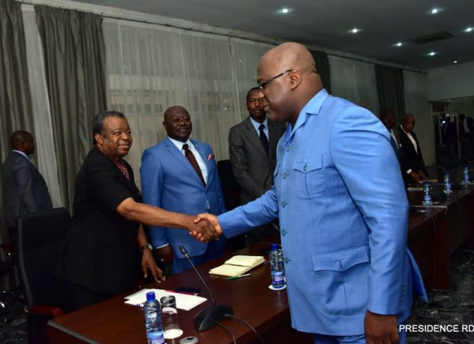 Pour le docteur Muyembe, la RDC est candidate pour les tests de vaccin contre le Covid-19