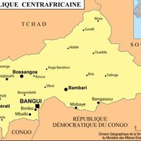 """""""La Centrafrique a l'un des systèmes de santé les plus vulnérables au monde"""""""