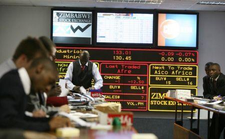 Au Zimbabwe, la Bourse des valeurs mobilières est devenue un refuge contre l'inflation galopante
