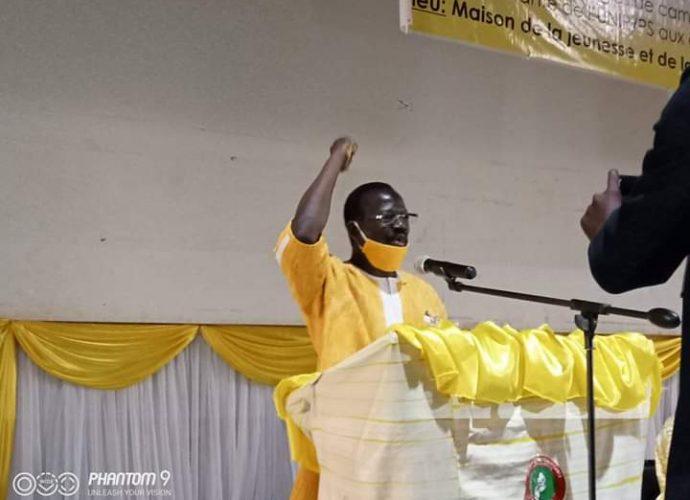 Burkina Faso : Me Bénéwendé Sankara démissione de la Présidence de l'UNIR/PS