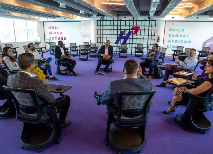 A la recherche d'entrepreneurs et de startups qui inventeront l'Afrique du futur