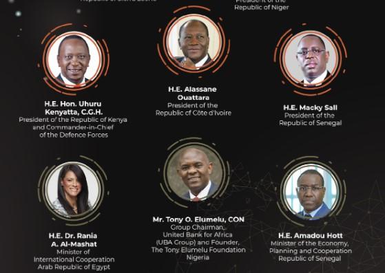 Covid-19: The New York forum institute de Richard Attias réunit 5 chefs d'Etat